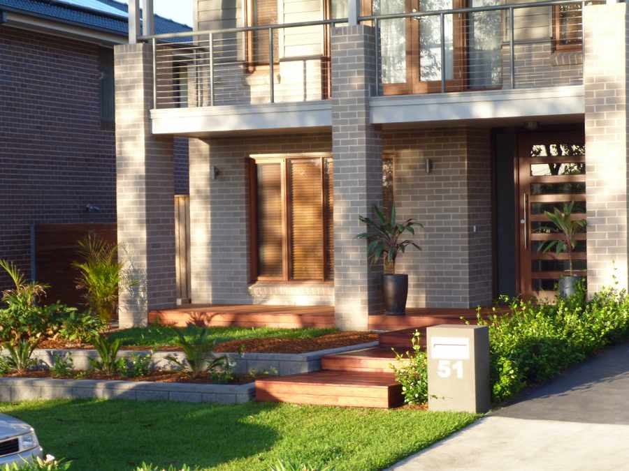 Modern landscaping sydney garden landscaping designsconstruction of sydney heggie landscaping turf supplies has the experience design staff and the work crews to meet your needs workwithnaturefo